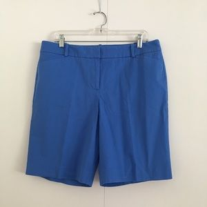 Talbots Petites Blue Shorts